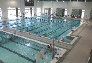 Wakefield Aquatics Center Arlington Public Schools