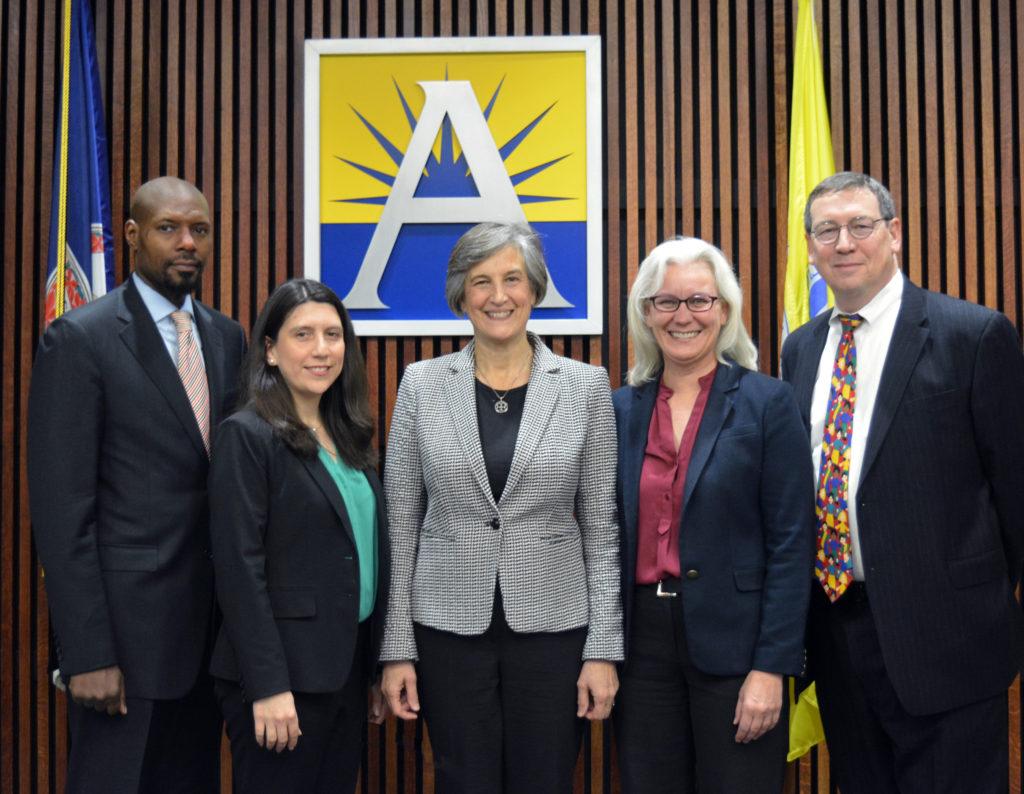 School Board Members January 2017