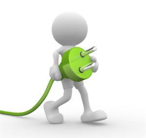 APS Goes Green - зеленый штекер