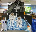 Kindergarten Flight Suit Astronaut Spacesuit ISS