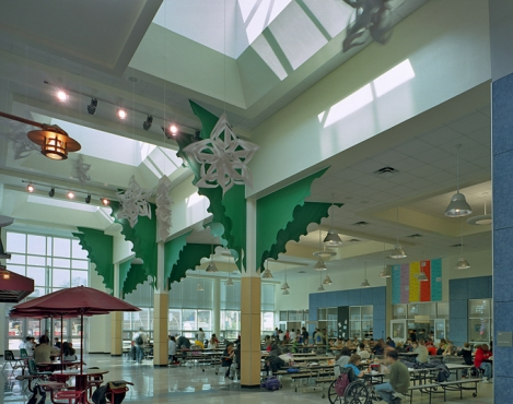 Kenmore Cafeteria - Grimm + Parker Architects