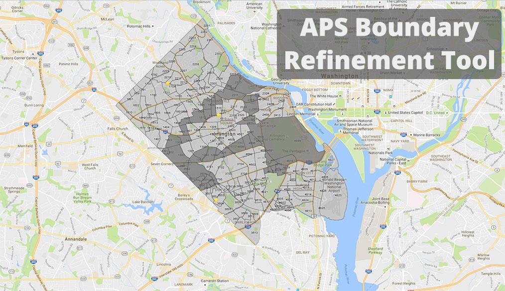 APS Boundary Refinement Tool