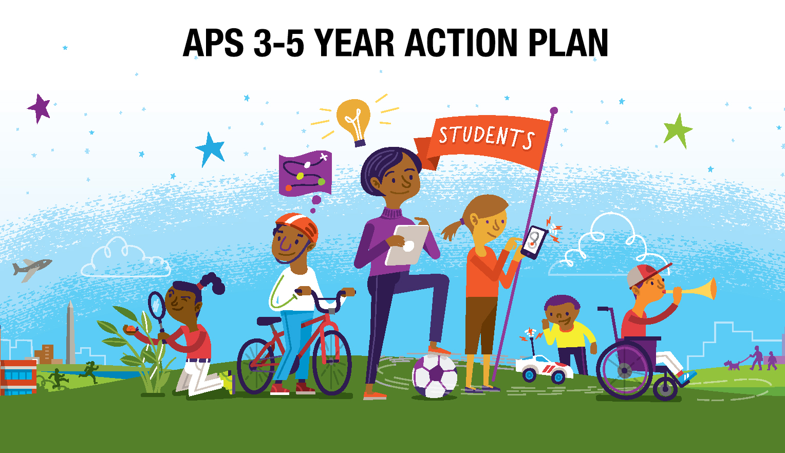 APS 3-5 Year Action Plan