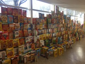 Cereal Mountain