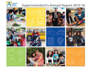 2015-16 annual report cover