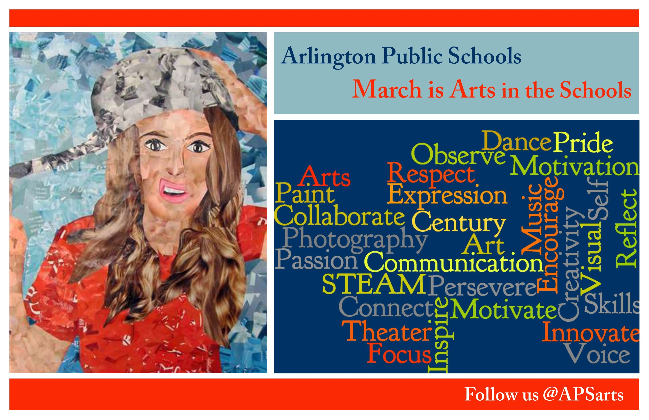 APS Celebrates Arts in the Schools Month