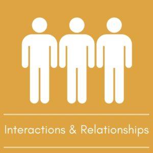 Interactions et relations