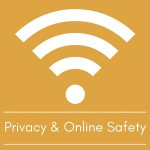 Confidentialité et sécurité en ligne