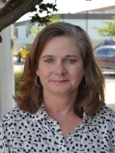 Carlin Springs Principal Eileen Delaney