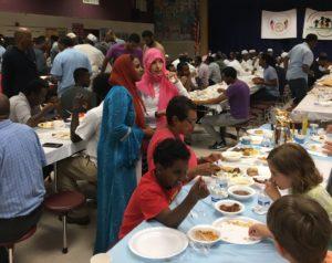Oakridget Iftar
