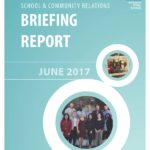 School & Community Relations annual report
