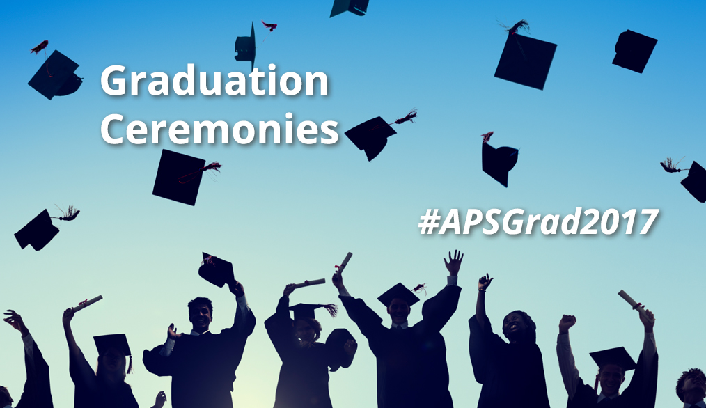 APS End-of-Year Dates and Events