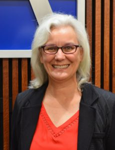 School Board Chair Barbara Kanninen