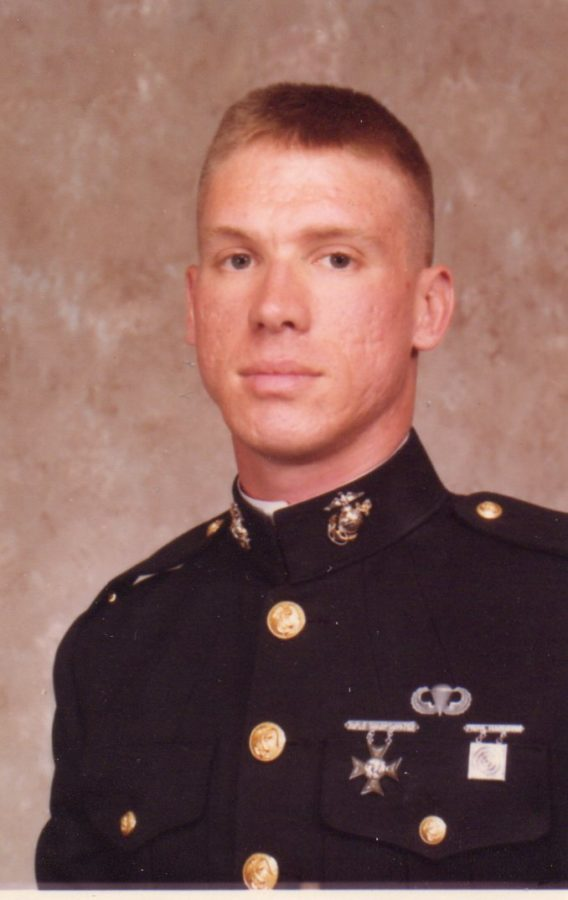 Captain Kevin Blair, United States Marine Corps, 1980-90