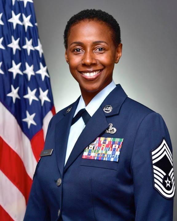 Chief Master Sergeant_Kimberly Turner_USAirForce_1990-2017 2