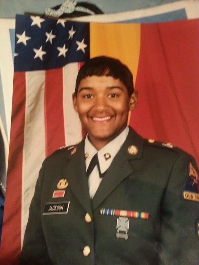 Specialist_Delshaune_Jackson_US Army_1992-1996