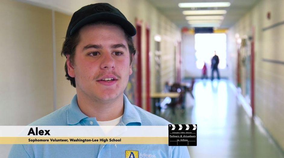 Former Barrett Student Alex