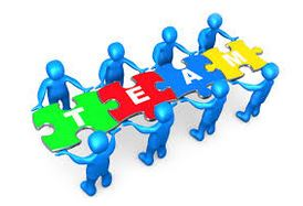 leadership team clip