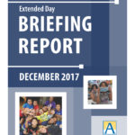Extended Day Briefing report
