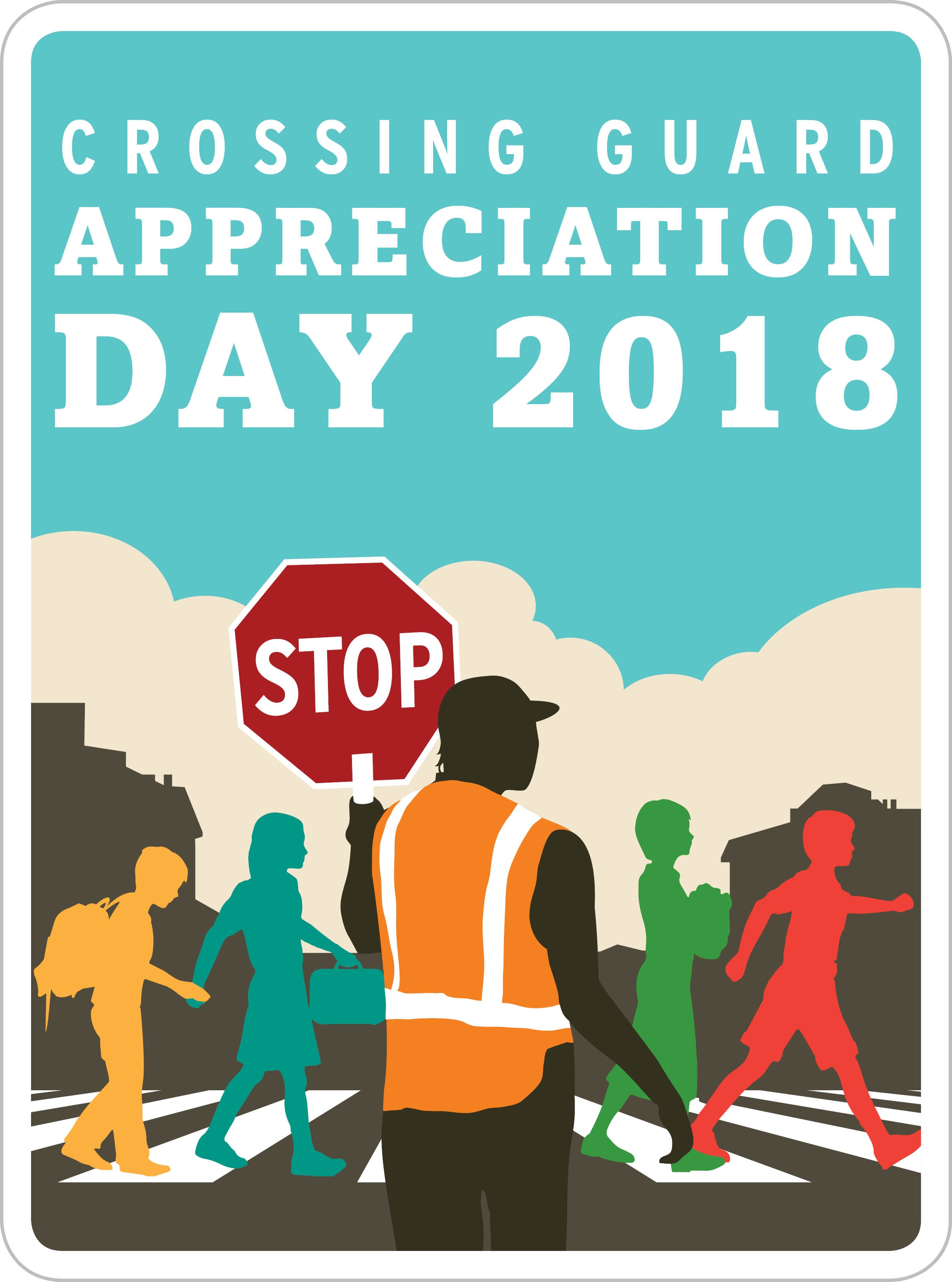 Show Crossing Guards and School Buses Some Love on Valentine\'s Week ...