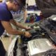 Automotive engine tune-up