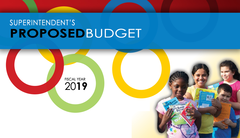 School Board's Proposed FY2019 Budget