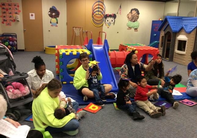 Circletime at Preschool!
