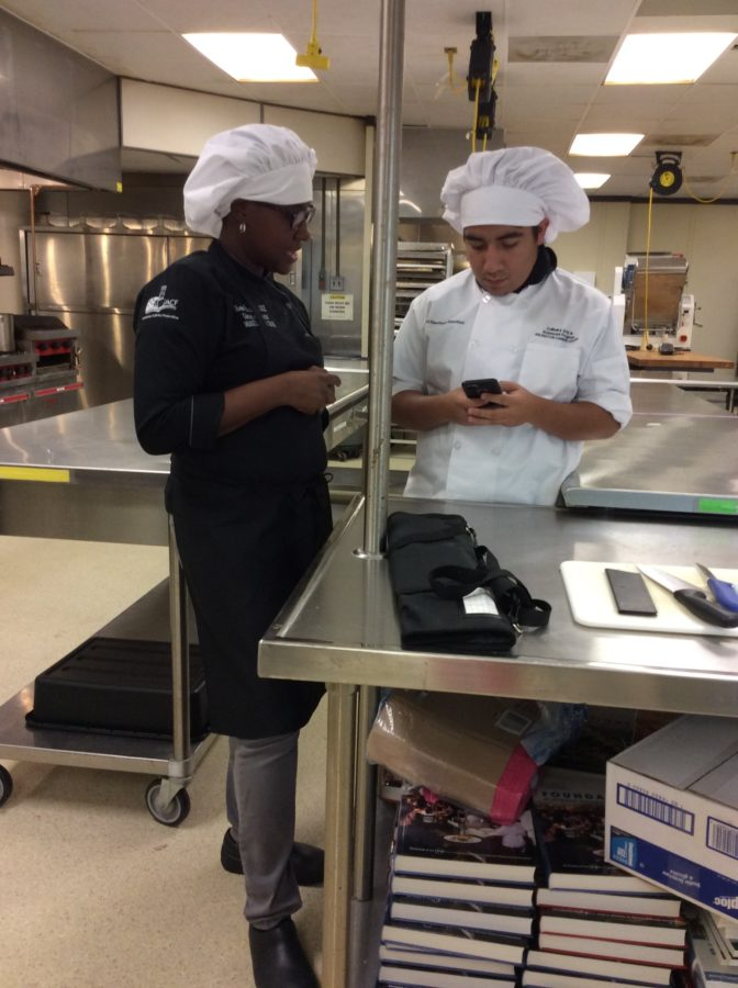 Culinary Arts menu planning