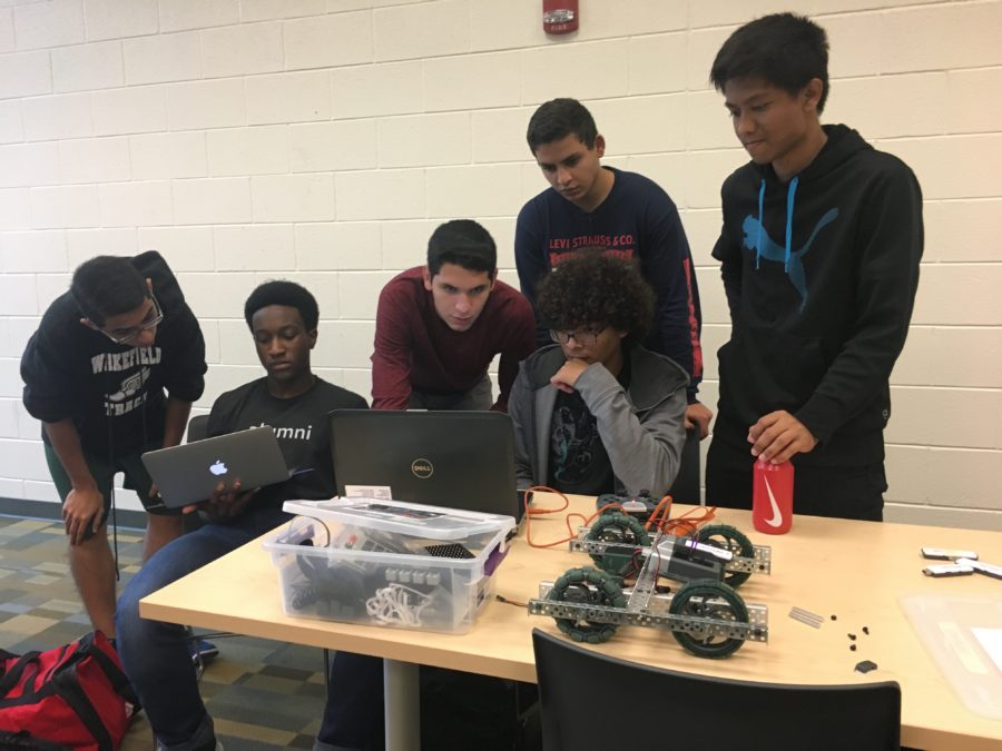 Debugging Robotics Program