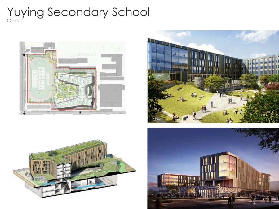 CCWG examples of high school design 22