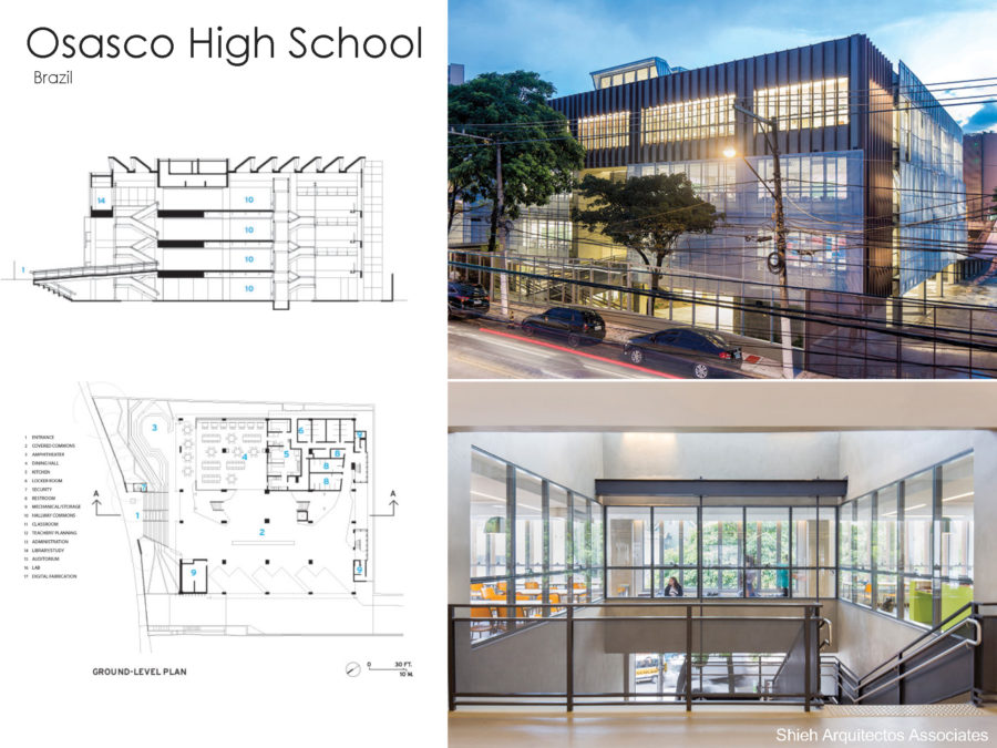 CCWG examples of high school design 29