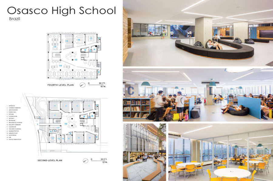 CCWG examples of high school design 30