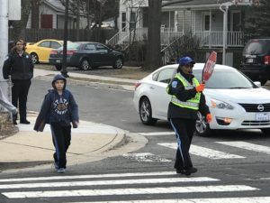 Kenmore Crossing Guard