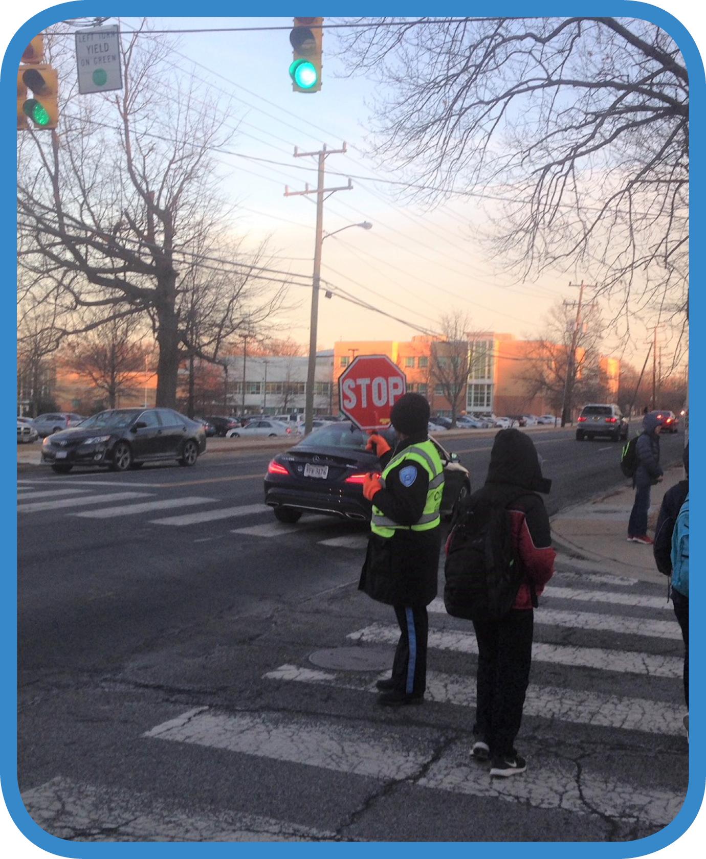 Crossing Guard Appreciation Day/Week - Arlington Public Schools
