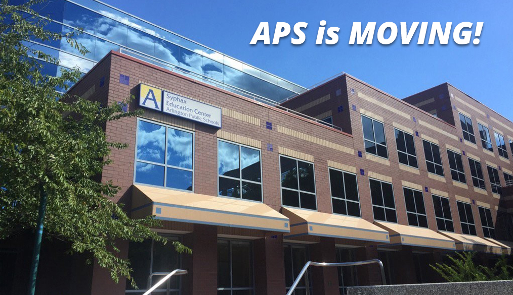 APS is Moving! Get the Details