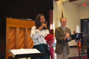 Kimberley Graves - Principal of the Year