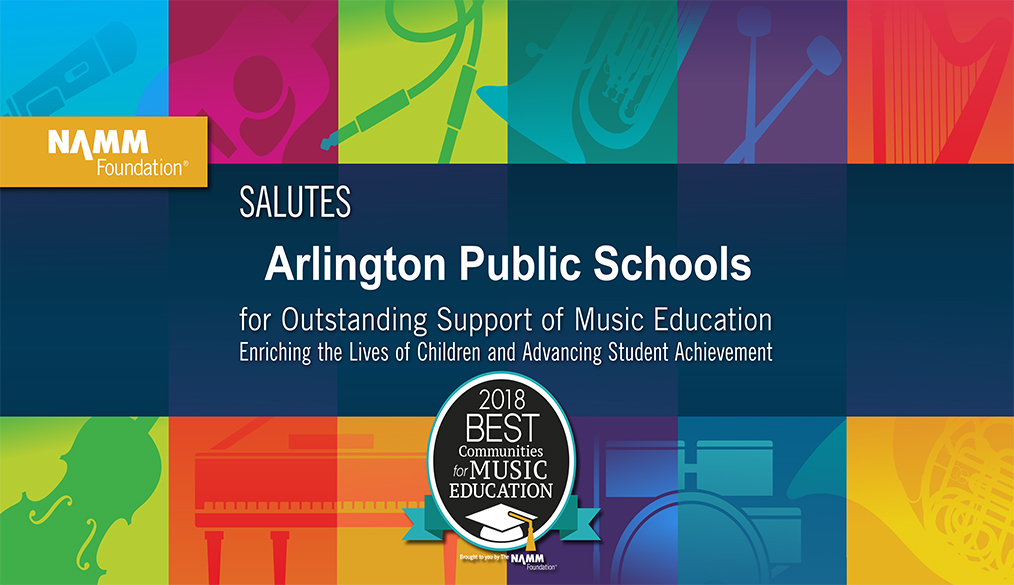 APS Music Ed Program Earns National Recognition