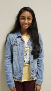 Junior Achievement winner Fariha Bablua