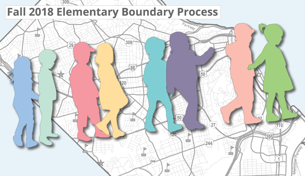 Fall 2018 Elementary School Boundary Process