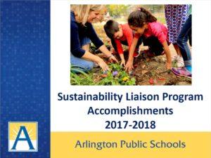 Sustainability Liaison Program