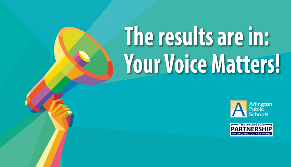 See the Your Voice Matters Survey Results