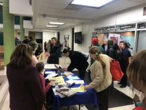 Career Center Transition Fair