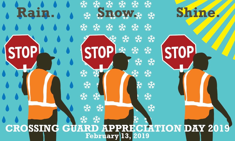 Celebrate Crossing Guard Appreciation Week Feb. 11-15