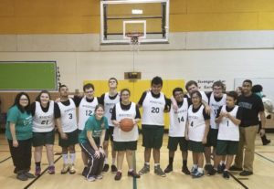 WHS Special Olympics