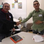 REEP student and volunteer