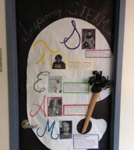 Drew's Door Decorations