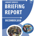 Library Services Dec 2018 briefing report cover