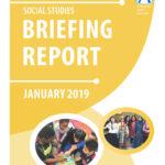Social Studies Jan 2019 briefing report cover
