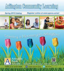 Srping 2019 Adult Learning Catalog