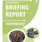 Sustainability Dec 2018 briefing report cover